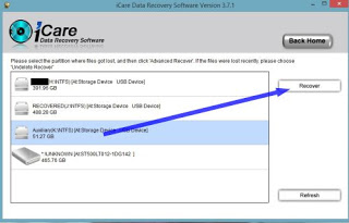 select-drive-and-click-recover-recover-lost-files-external-hard-drive