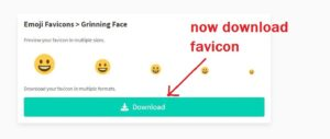 How To Add A Free Favicon In Blog