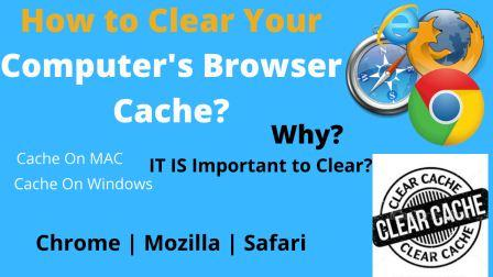how-to-clear-cache-on-computer-browsers