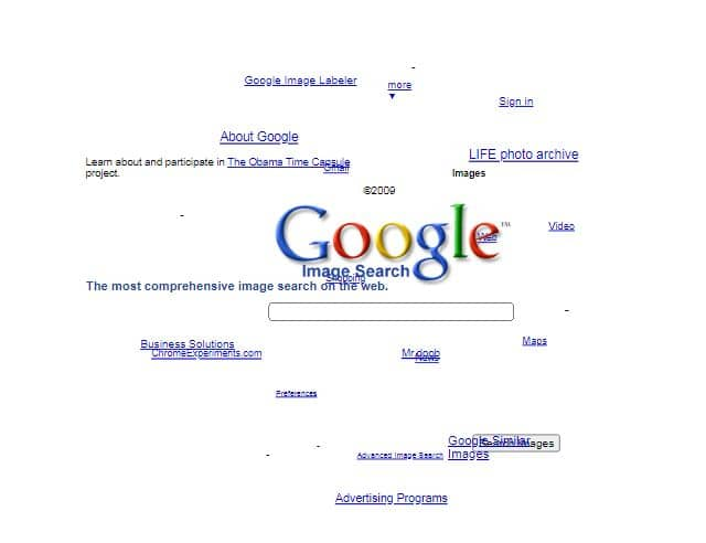 google-sphere-moving-its-contents-with-mouse-hover