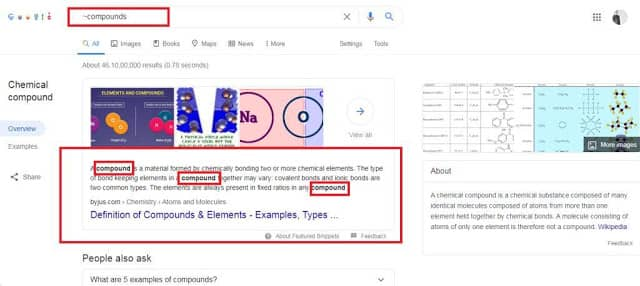 similar-search-result-google-search-trick