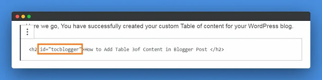adding-unique-id-in-toc-heading-tag-in-blogger-custom-html