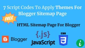 7-Script-Codes-To-Apply-Themes-For-Blogger-Sitemap-Page-banner-image