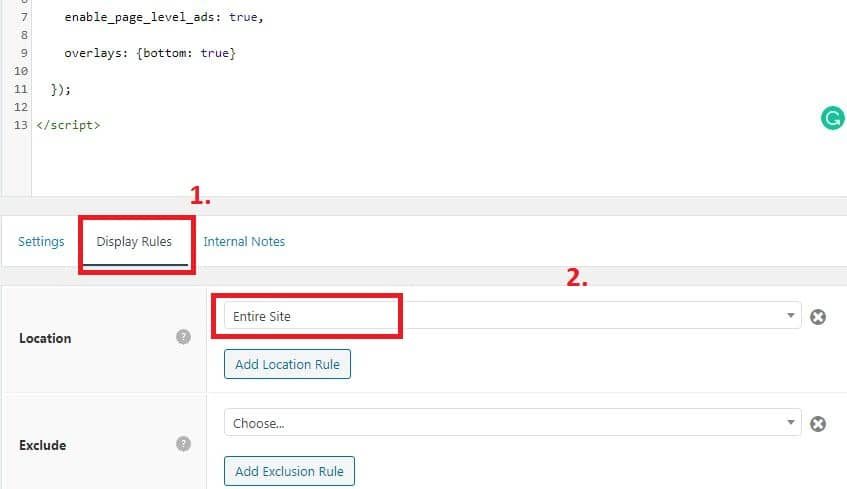 adding-rule-to-hook-and-creating-hook-for-wordpress-website-to-show-anchor-ad
