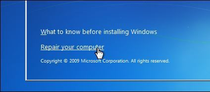 boot-with-windows-disk-and-repair-your-computer